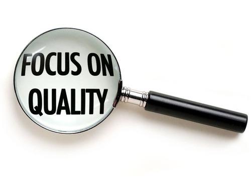 Quality Focused